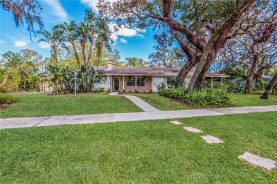 Sarasota Single Family Home For Sale: 7311 Broughton Street
