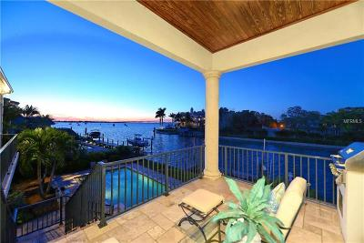 Lakewood Ranch, Lakewood Rch, Lakewood Rn, Longboat Key, Sarasota, University Park, University Pk, Longboat, Nokomis, North Venice, Osprey, Siesta Key, Venice Single Family Home For Sale: 1352 Harbor Drive