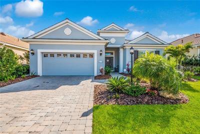 Venice Single Family Home For Sale: 11713 Altamonte Court