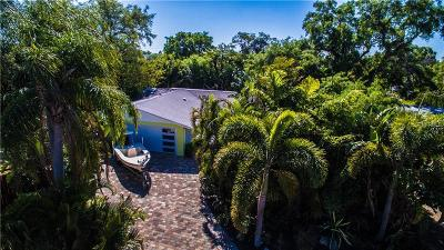 Sarasota FL Single Family Home For Sale: $549,900