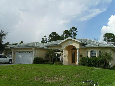 Port Charlotte Single Family Home For Sale: 2270 Stonegate Circle
