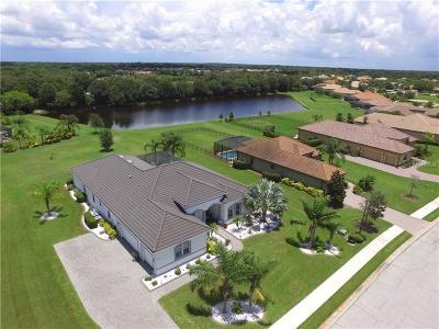 Bradenton Single Family Home For Sale: 14707 7th Avenue NE