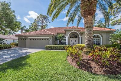 Sarasota Single Family Home For Sale: 8704 Woodbriar Drive