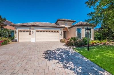 Lakewood Ranch Single Family Home For Sale: 15305 Helmsdale Place