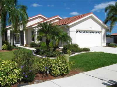 Sarasota FL Single Family Home For Sale: $269,000