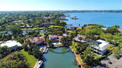 Sarasota FL Single Family Home For Sale: $2,725,000