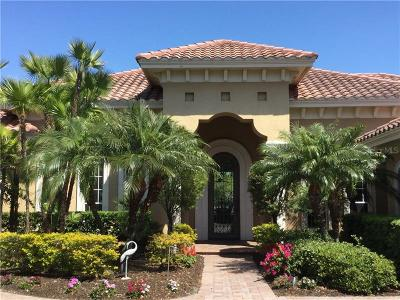 Sarasota Single Family Home For Sale: 3302 Founders Club Drive