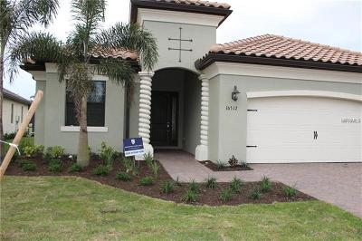 Lakewood Ranch Single Family Home For Sale: 16512 Hillside Circle