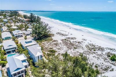 Anna Maria FL Single Family Home For Sale: $3,850,000