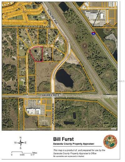 Nokomis Residential Lots & Land For Sale: 1104 Twin Laurel Boulevard
