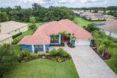 Bradenton Single Family Home For Sale: 12815 Kite Drive