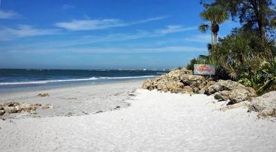 Sarasota Residential Lots & Land For Sale: Beach Road
