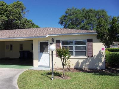 Bradenton FL Condo For Sale: $74,900