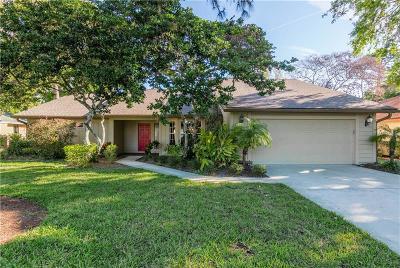 Sarasota Single Family Home For Sale: 4331 Oak View Drive