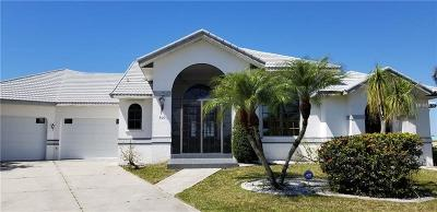 Punta Gorda Single Family Home For Sale: 300 Portofino Drive