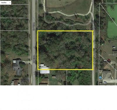 Plant City Residential Lots & Land For Sale: Waller Street