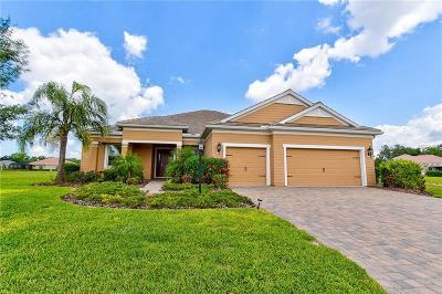 Bradenton Single Family Home For Sale: 1068 River Wind Circle