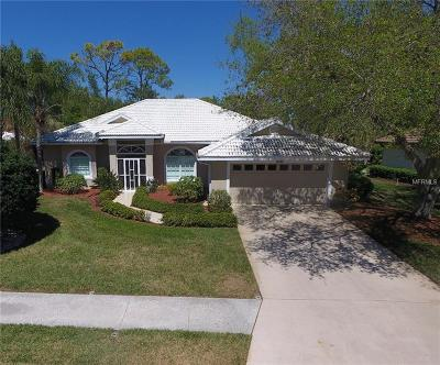 Nokomis Single Family Home For Sale: 2110 Tocobaga Lane