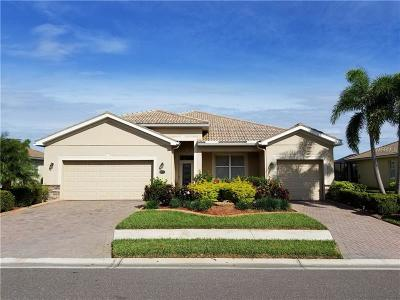 Bradenton Single Family Home For Sale: 8211 River Preserve Drive