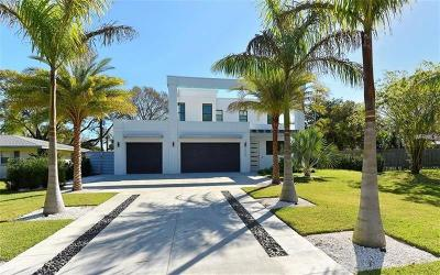 Sarasota Single Family Home For Sale: 2151 Euclid Terrace