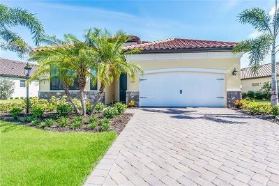 Bradenton Single Family Home For Sale: 16515 Hillside Circle