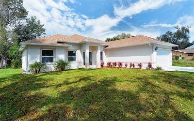 Port Charlotte Single Family Home For Sale: 2066 Broad Ranch Drive