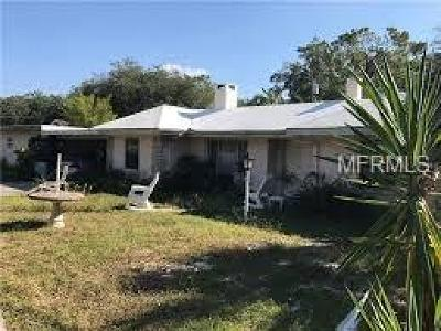 Sarasota Single Family Home For Sale: 1268 16th Street