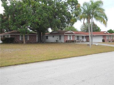 Single Family Home For Sale: 3364 Espanola Drive