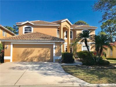 Single Family Home For Sale: 4858 Sabal Lake Circle