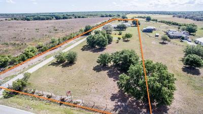 Myakka City Single Family Home For Sale: 6807 Wauchula Road