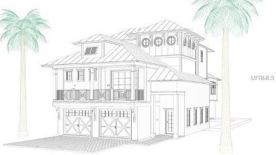 Manatee County Single Family Home For Sale: 424 Magnolia Avenue