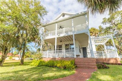 Palmetto Single Family Home For Sale: 510 Riverside Drive