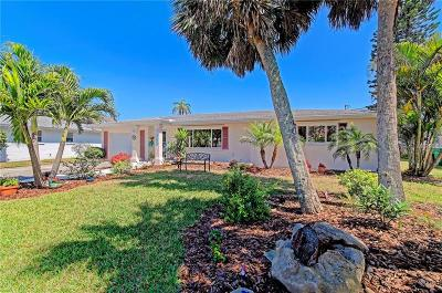 Anna Maria Single Family Home For Sale: 150 Crescent Drive