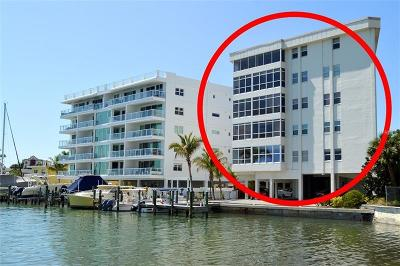 Sarasota Condo For Sale: 660 Golden Gate Point #31