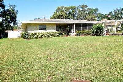 Sarasota Single Family Home For Sale: 5405 Carlotta Avenue