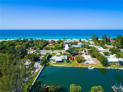 Longboat Key Residential Lots & Land For Sale: 5830 Gulf Of Mexico Drive