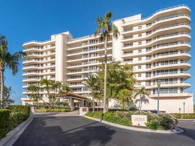 Longboat Key Condo For Sale: 3040 Grand Bay Boulevard #291