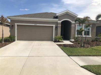 Apollo Beach Single Family Home For Sale: 6507 Park Terrace Lane