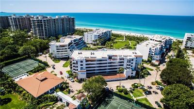 Longboat Key Condo For Sale: 1465 Gulf Of Mexico Drive #106