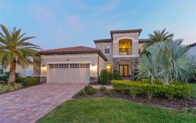 Sarasota, Lakewood Ranch Single Family Home For Sale: 1710 Kenilworth Street