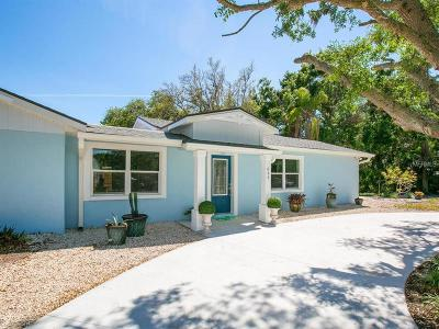 Sarasota Single Family Home For Sale: 844 Patterson Drive