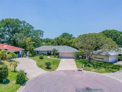 Largo Single Family Home For Sale: 3370 Overlook Road