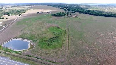 Myakka City Residential Lots & Land For Sale: 33050 E State Road 70 E
