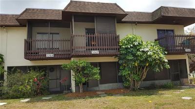 Sarasota Single Family Home For Sale: 3367 Ramblewood Drive N