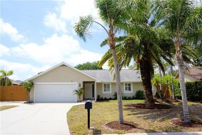Single Family Home For Sale: 4221 Palau Drive