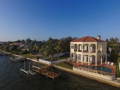 Sarasota FL Single Family Home For Sale: $2,200,000