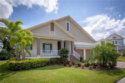 Bradenton Single Family Home For Sale: 8147 37th Avenue Circle W