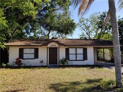 Sarasota Single Family Home For Sale: 2916 Oak Street