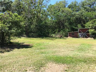 Riverview Residential Lots & Land For Sale: 13207 Balm Boyette Road
