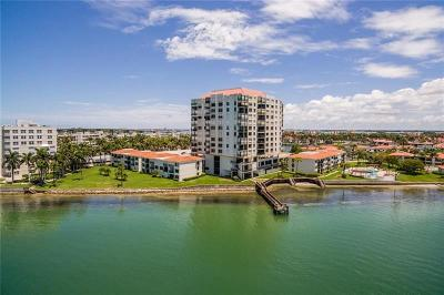 St Petersburg Condo For Sale: 6287 Bahia Del Mar Circle #503